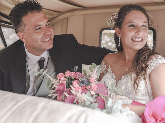 La boda de Julio y Laura