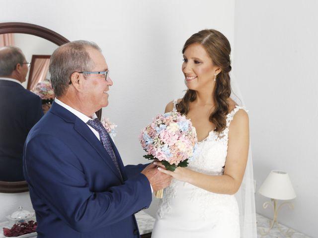 La boda de Estefania y Luis Javier en Almensilla, Sevilla 8