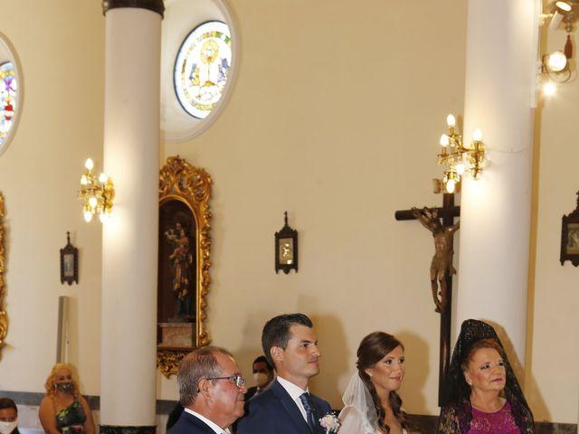 La boda de Estefania y Luis Javier en Almensilla, Sevilla 11