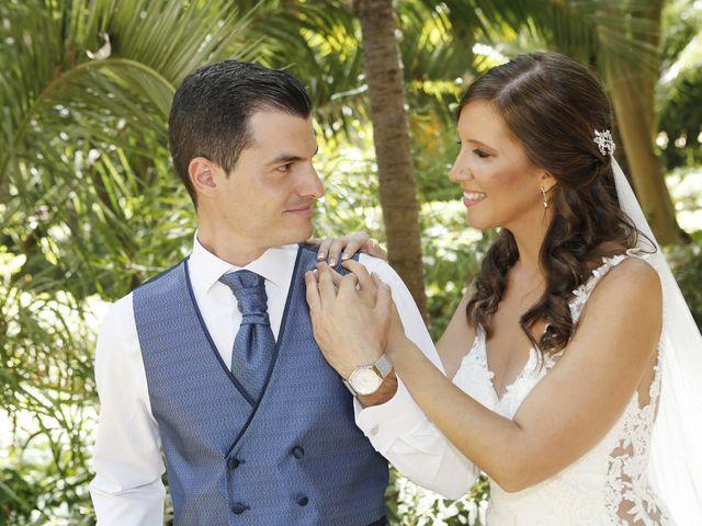La boda de Estefania y Luis Javier en Almensilla, Sevilla 13