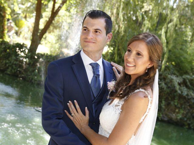 La boda de Estefania y Luis Javier en Almensilla, Sevilla 15