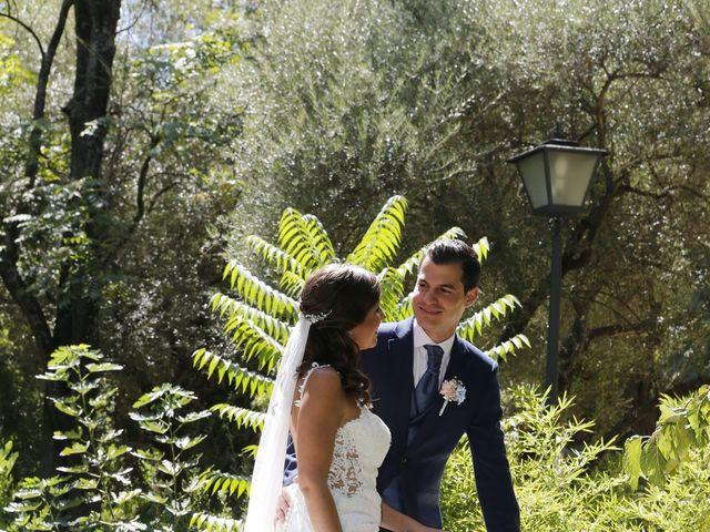 La boda de Estefania y Luis Javier en Almensilla, Sevilla 17