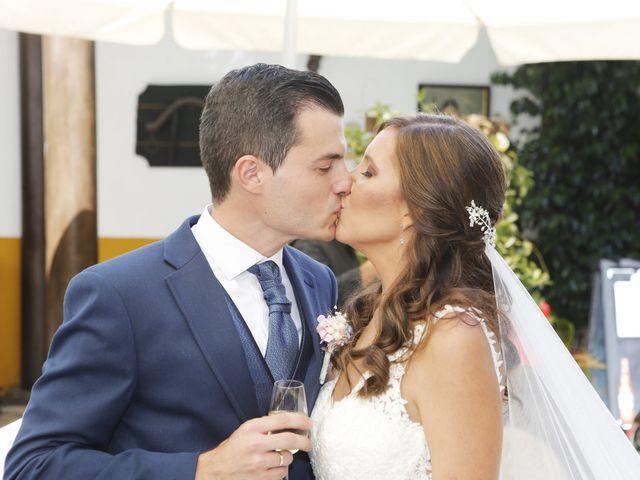 La boda de Estefania y Luis Javier en Almensilla, Sevilla 18