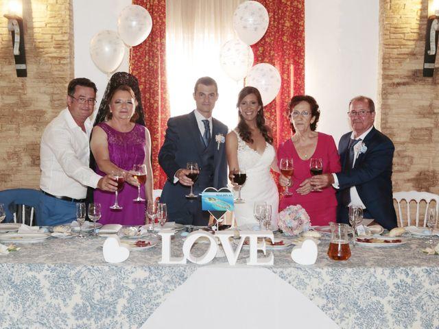 La boda de Estefania y Luis Javier en Almensilla, Sevilla 19