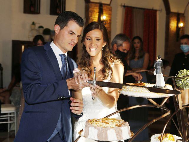 La boda de Estefania y Luis Javier en Almensilla, Sevilla 20