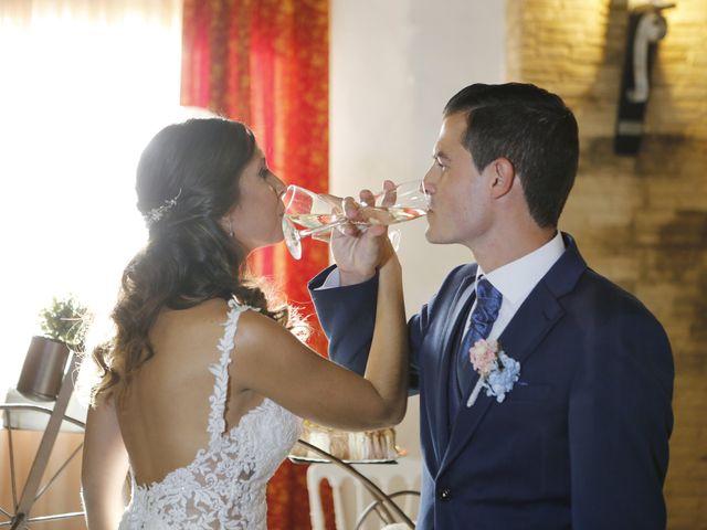 La boda de Estefania y Luis Javier en Almensilla, Sevilla 21