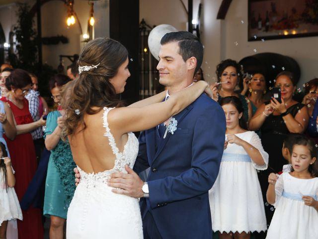 La boda de Estefania y Luis Javier en Almensilla, Sevilla 22