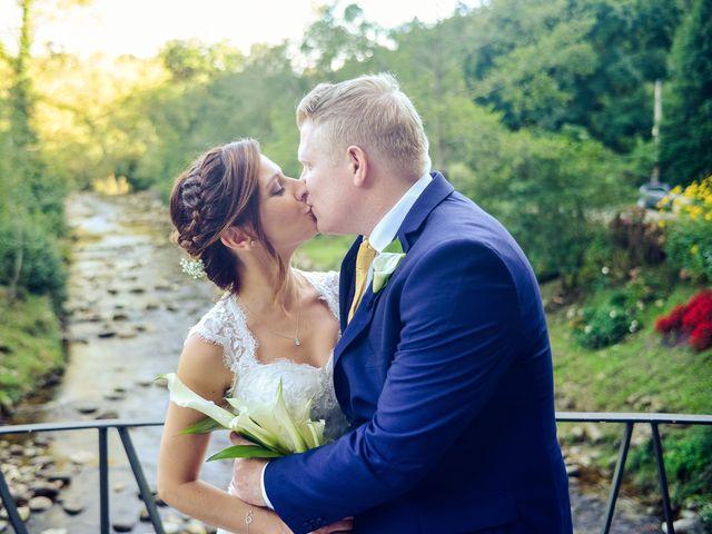 La boda de Úrsula y Matt