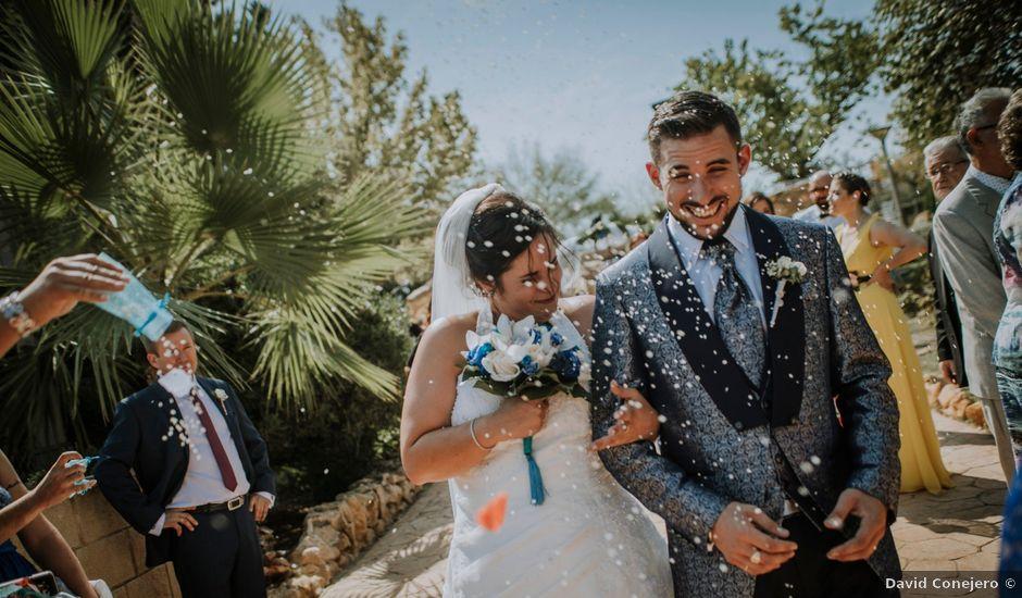 La boda de Cristian y Ana en Petrer, Alicante