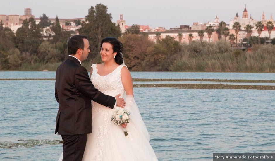 La boda de Roberto y Virginia en Badajoz, Badajoz