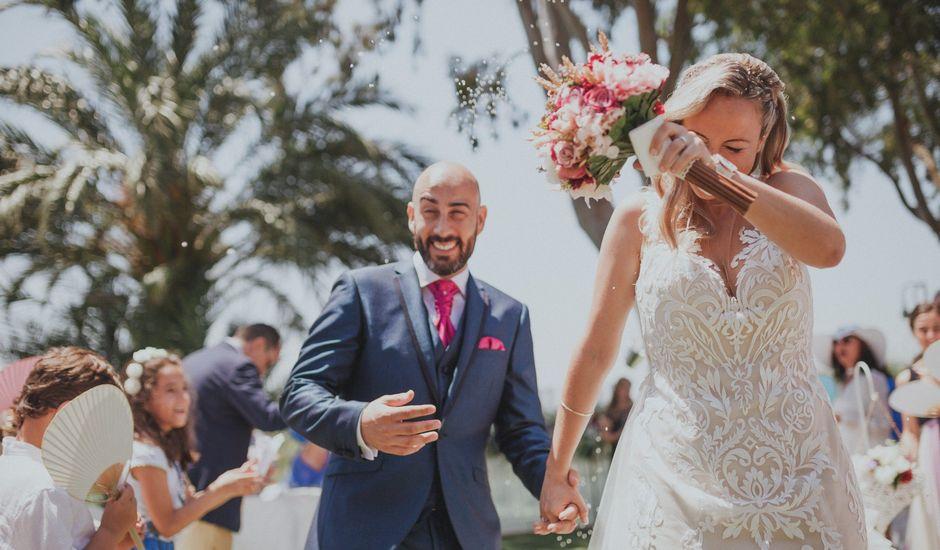 La boda de Alberto  y Beatriz en Valencia, Valencia
