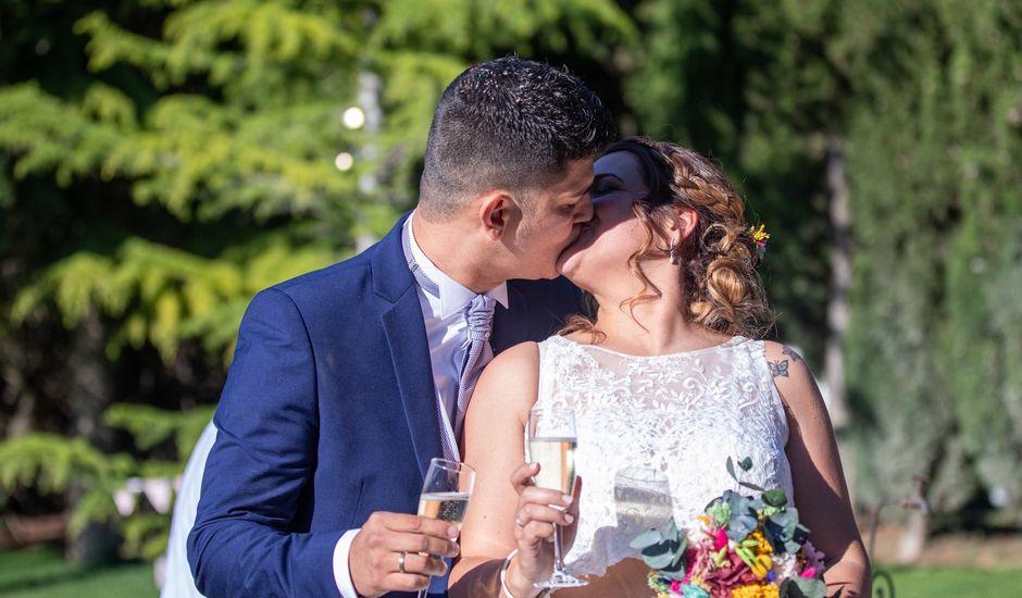 La boda de Jonathan y Vanessa en Igualada, Barcelona