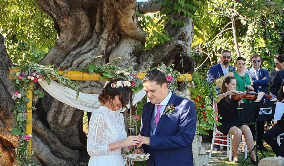 La boda de Marc y Amanda en Dénia, Alicante