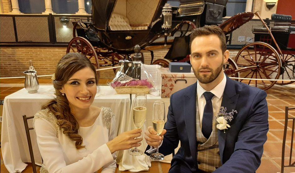 La boda de Raquel y Carlos en Trujillo, Cáceres
