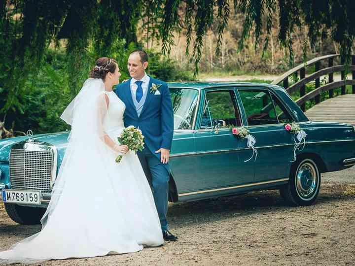 La boda de Angelica y Hector