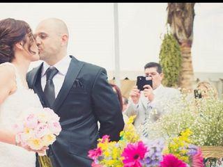 La boda de Carmen y Fran