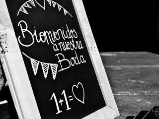 La boda de Rocío y Borja 2