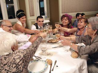 La boda de Rosana y Fausto