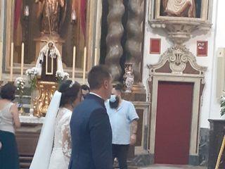 La boda de Desirée y Antonio 1