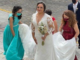 La boda de Desirée y Antonio 2