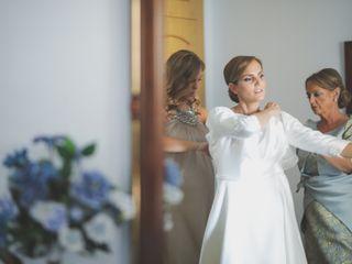 La boda de Ernesto y Marta 2