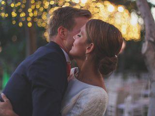 La boda de Ernesto y Marta