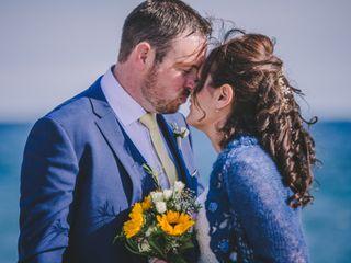 La boda de Laura y Geraroid