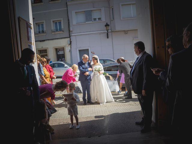 La boda de Paola y Ale en Los Barrios, Cádiz 8