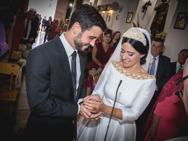 La boda de Paola y Ale en Los Barrios, Cádiz 10