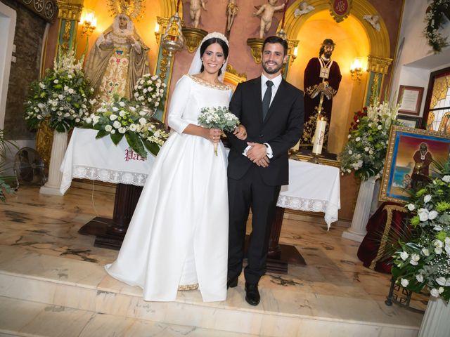 La boda de Paola y Ale en Los Barrios, Cádiz 11