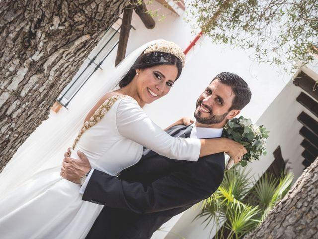 La boda de Paola y Ale en Los Barrios, Cádiz 17