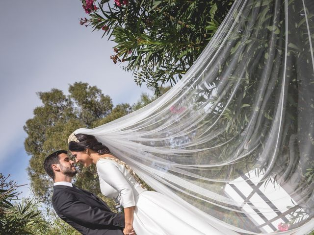 La boda de Paola y Ale en Los Barrios, Cádiz 2