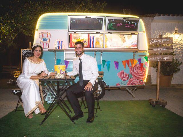 La boda de Paola y Ale en Los Barrios, Cádiz 23