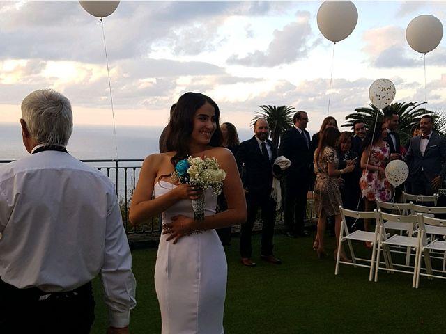 La boda de Fernando y Andrea  en La Victoria De Acentejo, Santa Cruz de Tenerife 7