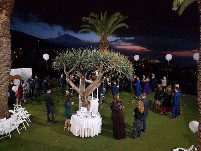 La boda de Fernando y Andrea  en La Victoria De Acentejo, Santa Cruz de Tenerife 11