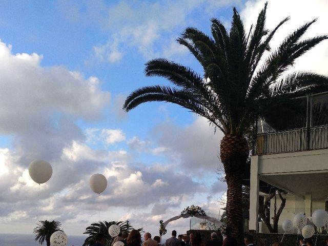 La boda de Fernando y Andrea  en La Victoria De Acentejo, Santa Cruz de Tenerife 17