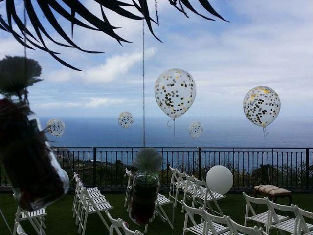 La boda de Fernando y Andrea  en La Victoria De Acentejo, Santa Cruz de Tenerife 27