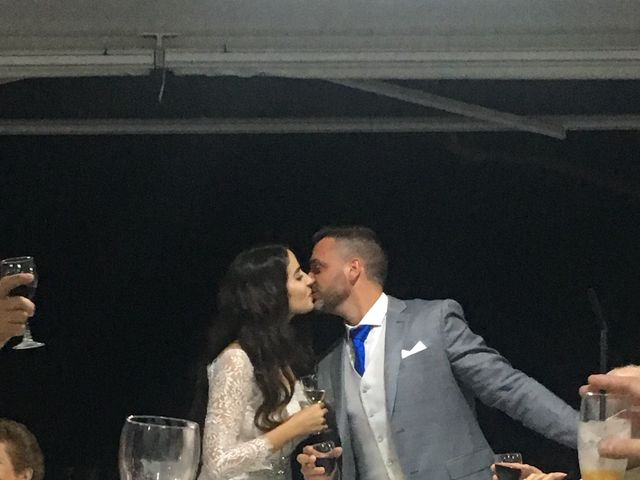 La boda de Fernando y Andrea  en La Victoria De Acentejo, Santa Cruz de Tenerife 33