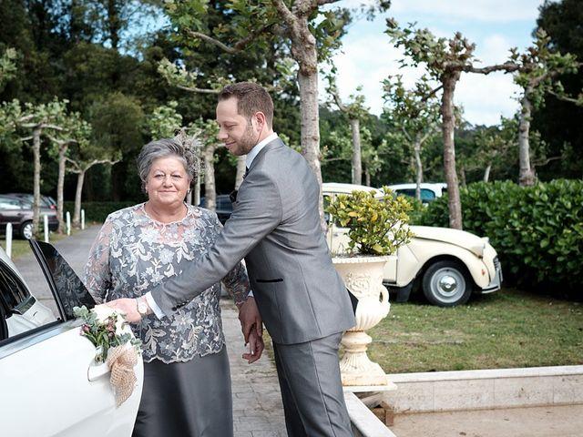 La boda de Tono y Vanesa en Outes, A Coruña 44