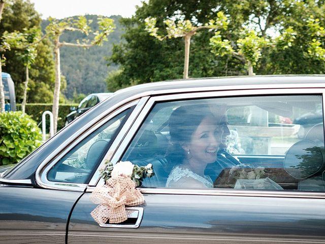 La boda de Tono y Vanesa en Outes, A Coruña 46