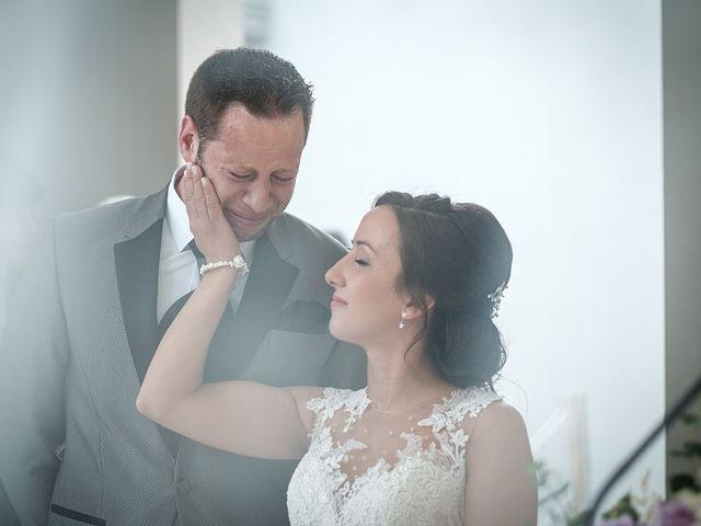 La boda de Vanesa y Tono