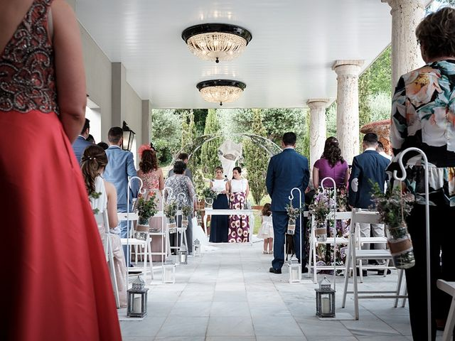 La boda de Tono y Vanesa en Outes, A Coruña 54