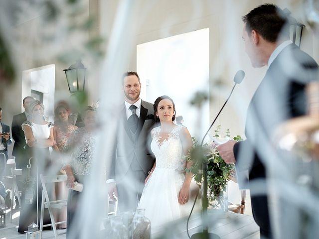 La boda de Tono y Vanesa en Outes, A Coruña 61