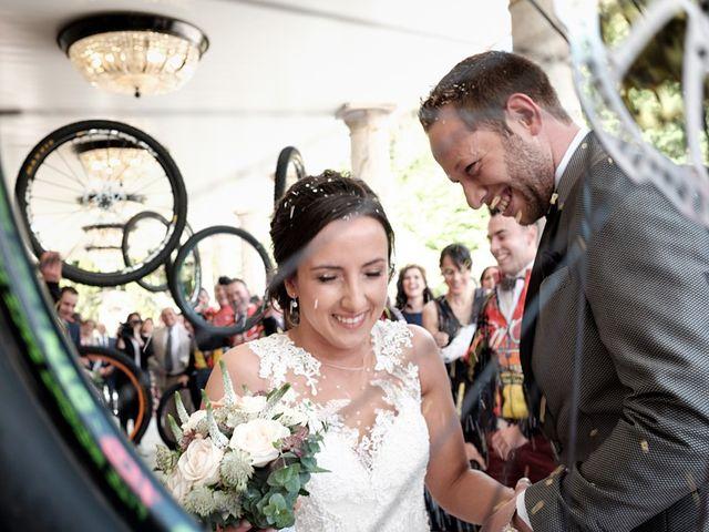 La boda de Tono y Vanesa en Outes, A Coruña 70
