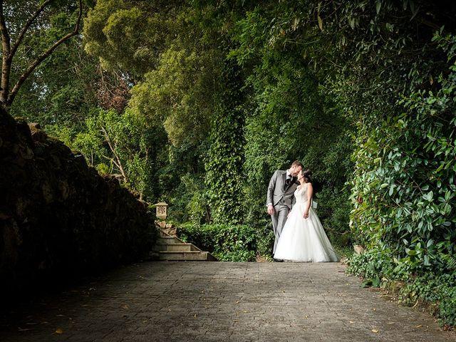 La boda de Tono y Vanesa en Outes, A Coruña 1