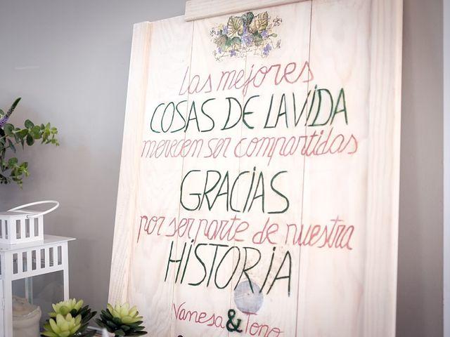 La boda de Tono y Vanesa en Outes, A Coruña 79