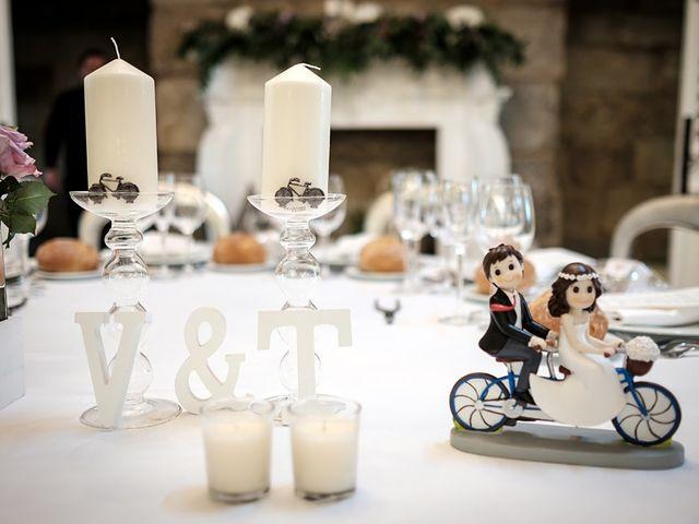 La boda de Tono y Vanesa en Outes, A Coruña 83