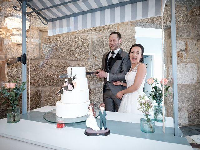 La boda de Tono y Vanesa en Outes, A Coruña 107