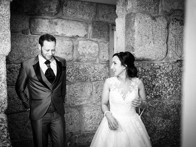 La boda de Tono y Vanesa en Outes, A Coruña 127
