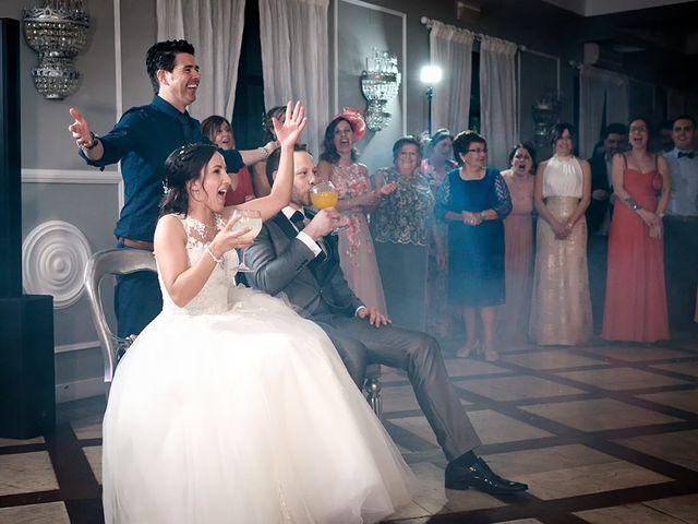 La boda de Tono y Vanesa en Outes, A Coruña 132